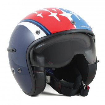 Casque Open Face HARISSON Corsair Patrouille De France