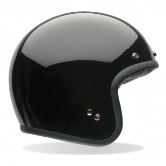 Casque Open Face Bell Custom 500 Black