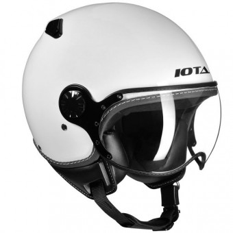 Casque Open Face IOTA DP04 White