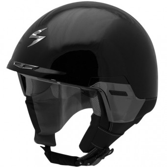 Casque Open Face Scorpion EXO 100 Padova Black