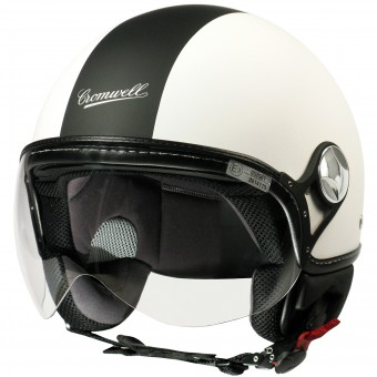 Casque Open Face Cromwell F16 Matt White