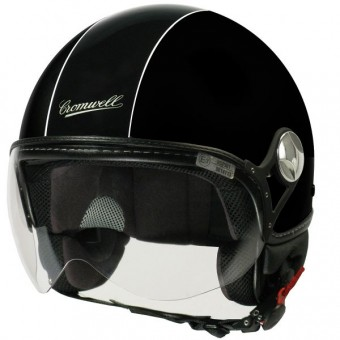 Casque Open Face Cromwell F16 Matt Black