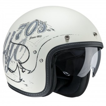 Casque Open Face HJC FG-70s Rockers MC10F