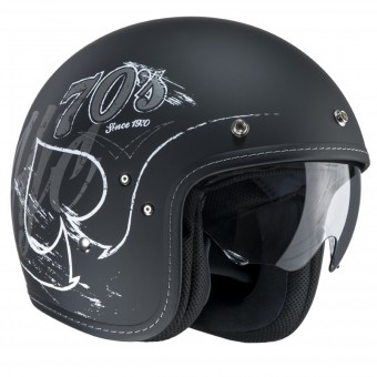Casque Open Face HJC FG-70s Rockers MC5F