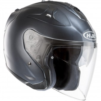 Casque Open Face HJC FG-Jet Charcoal