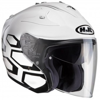Casque Open Face HJC FG-Jet Dukas MC10
