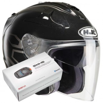 Casque Open Face HJC FG-Jet Dukas MC5