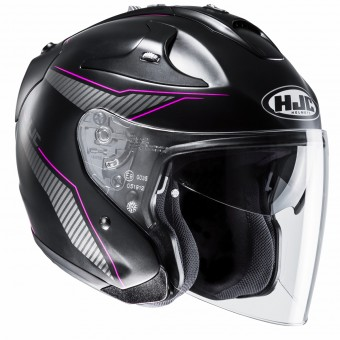 Casque Open Face HJC FG-Jet Jike MC8SF
