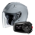 Pack FG-JET N. Grey + Kit Bluetooth Sena 5S Solo