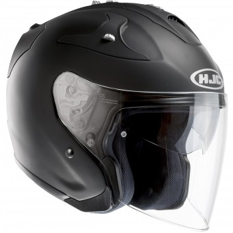 Casque Open Face HJC FG-Jet Matt Black