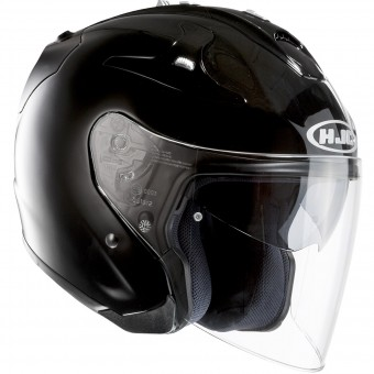 Casque Open Face HJC FG-Jet Black