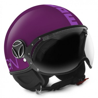 Casque Open Face Momo Design FGTR Classic Purple