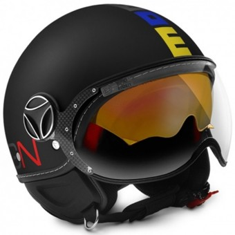 Casque Open Face Momo Design FGTR Evo 3 Limited Edition