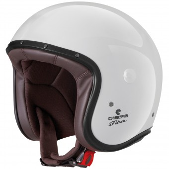 Casque Open Face Caberg Freeride White