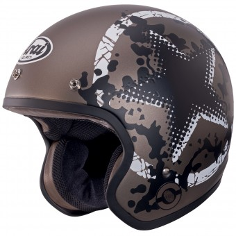 Casque Open Face Arai Freeway 2 Classic Comet Sand