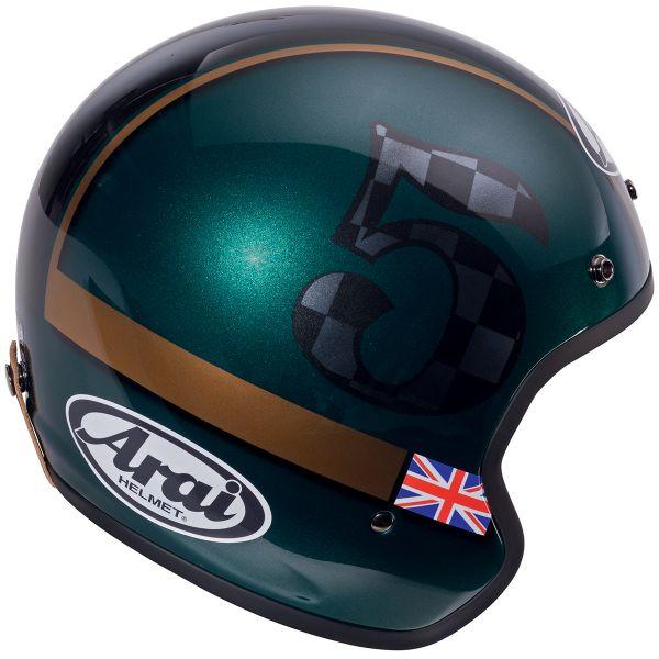 helmet arai freeway 2 classic union ready to ship. Black Bedroom Furniture Sets. Home Design Ideas