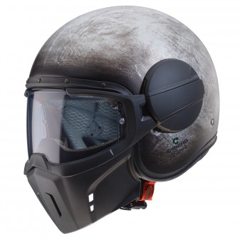 Casque Open Face Caberg Ghost Iron