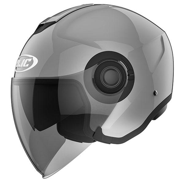 Open Face HJC I40 N. Grey