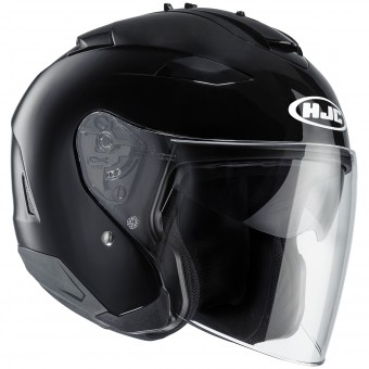 Casque Open Face HJC IS-33 II Black