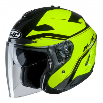 Casque Open Face HJC IS-33 II Korba MC4H