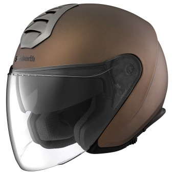 Casque Open Face Schuberth M1 Madrid Metal