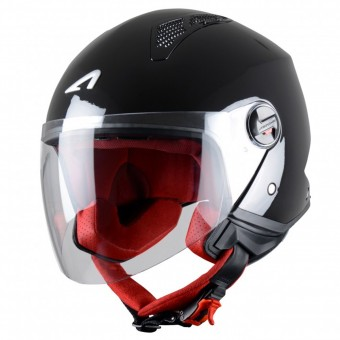 Casque Open Face Astone Minijet Black
