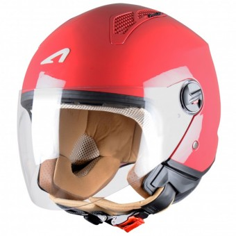 Casque Open Face Astone Minijet Cherry