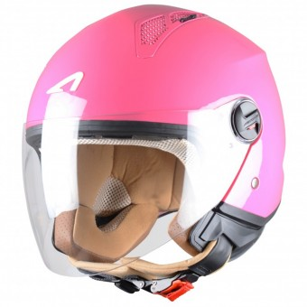 Casque Open Face Astone Minijet Lipstick