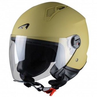 Casque Open Face Astone Minijet Matt Desert