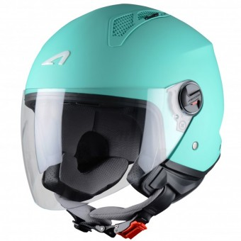 Casque Open Face Astone Minijet Matt Mint