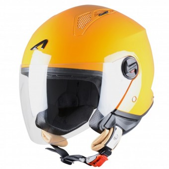 Casque Open Face Astone Minijet Orange