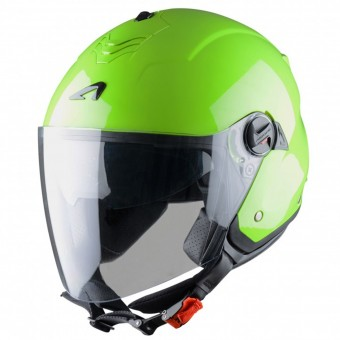 Casque Open Face Astone Minijet S Apple