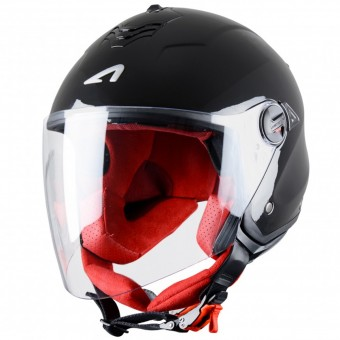 Casque Open Face Astone Minijet S Black