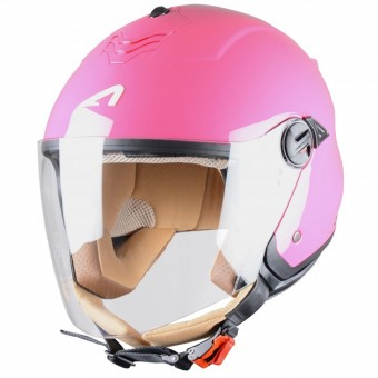 Casque Open Face Astone Minijet S Lipstick