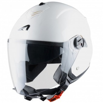 Casque Open Face Astone Minijet S White