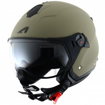 Casque Open Face Astone Minijet Sport Matt Army