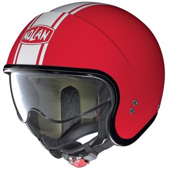 Casque Open Face Nolan N21 Caribe Corsa Red 46