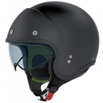 Casque Open Face Nolan N21 Durango Flat Black 7