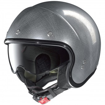 Casque Open Face Nolan N21 Durango Scratched Chrome 34