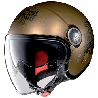 Casque Open Face Nolan N21 Visor Moto GP Legends Copper 31