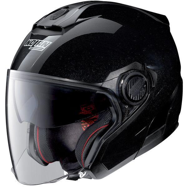 Helmet Nolan N40 5 Special N Com Black 12 At The Best Price