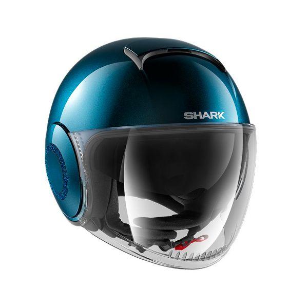 8f0f21b4 Helmet Shark Nano Swarovski Metal BLM ready to ship | iCasque.co.uk