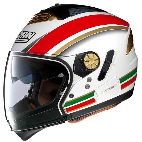 Helmet Nolan N43 Air Classic Ncom Italia 36 At The Best Price