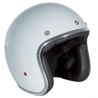 Casque Open Face Stormer Pearl White