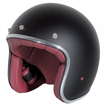 Casque Open Face Stormer Pearl Matt Black