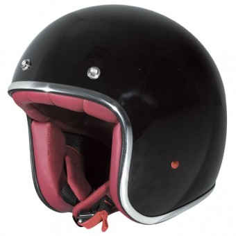 Casque Open Face Stormer Pearl Black