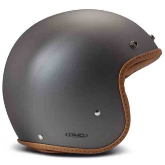 Casque Open Face Dmd Pillow Grey Matt Brown