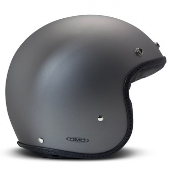 Casque Open Face Dmd Pillow Grey Matt Black