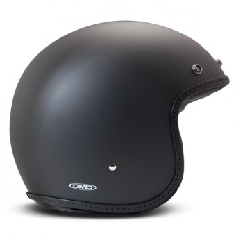 Casque Open Face Dmd Pillow Black Matt