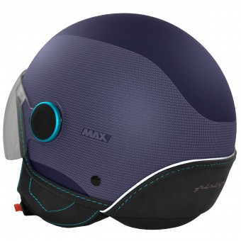 Casque Open Face Pininfarina Pininfarina City Matt Blue